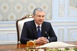 Президент Республики Узбекистан принял главу российской компании «ЛУКОЙЛ»