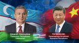 Leaders of Uzbekistan and China hold phone talk