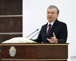 Hokim of Bukhara region approved