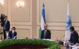 Премьер-министр Узбекистана принимает участие на заседании Совета глав правительств государств–членов ШОС