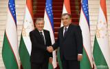 Uzbekistan, Tajikistan Presidents discuss current issues of cooperation