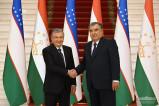 Лидеры Узбекистана и Таджикистана рассмотрели актуальные вопросы сотрудничества