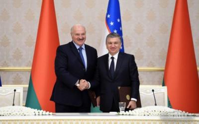 Написана новая страница в отношениях Беларуси и Узбекистана