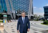 Президент посетил Министерство инновационного развития