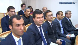Узбекско-корейский стратегический форум