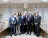 Meeting with the delegation of Germany