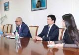Встреча с малазийскими наблюдателями