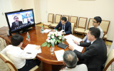 On the results of Uzbekistan – British videoconference