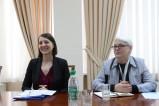 О встрече с представителем Фонда им. Ф.Эберта