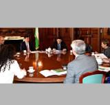 «Круглый стол» между Центр NESA и ИСМИ
