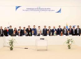 Научно-практический семинар «Экономическая оценка вступления Узбекистана в ВТО»