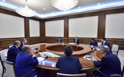 Президент Республики Узбекистан Шавкат Мирзиёев 10 июня принял делегацию Европейского банка реконструкции и развития во главе с его президентом Сумой Чакрабарти.