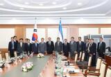 SMTI va Koreya xalqaro iqtisodiy siyosat instituti  hamkorligida tashkil etilgan seminar