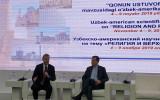 В Ташкенте продолжается узбекско-американский семинар «Религия и верховенство закона»