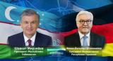 Президенты Узбекистана и Германии обсудили актуальные вопросы региональной повестки