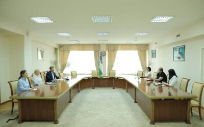 В ИСМИ состоялась встреча с зарубежными журналистами