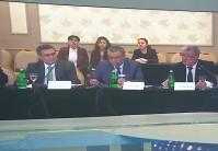 Международный «круглый стол» «Сотрудничество между Узбекистаном и Европейским Союзом на новом этапе: поиск новых подходов и механизмов» в Ташкенте.