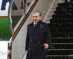 Prezident Toshkentga qaytib keldi