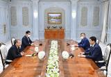 Президент Узбекистана принял Премьер-министра Кыргызстана