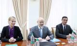 SMTIda AQSH diplomatlari bilan uchrashuv bo'ldi
