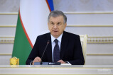 Shavkat Mirziyoyev chairs a meeting on measures for the development of housing construction