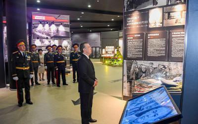 Парк Победы в Ташкенте - проявление высшей степени духовно-нравственных и гуманных принципов руководства Узбекистана