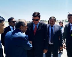 President of Bangladesh Mohammad Abdul Hamid visits Bukhara