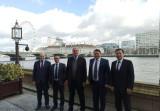 Об экспертных встречах в Лондоне