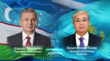 Shavkat Mirziyoyev speaks with Kasym-Jomart Tokayev over the phone