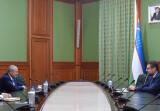 В МИДе состоялась встреча с главой делегации ЕС