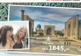 Немецкие туристы выбирают Узбекистан