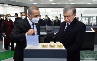 В Ташкенте открыто новое ювелирное предприятие