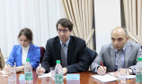Meeting with experts from the French Development Agency