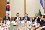 About the Uzbek-Korean Conference