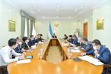 ИНФОРМАЦИЯ о заседании Кенгаша Сената Олий Мажлиса Республики Узбекистан