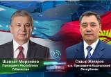 Президент Республики Узбекистан провел телефонный разговор с исполняющим обязанности Президента Кыргызской Республики