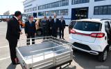 В Узбекистане совместно с китайцами запустят производство электромобилей