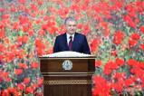 Приветственное слово Президента Республики Узбекистан Шавката Мирзиёева на торжествах, посвященных всенародному празднику Навруз