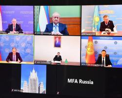 Заявление Министров иностранных дел государств Центральной Азии и Российской Федерации о стратегических направлениях сотрудничества