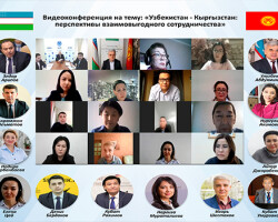 ISRS: Uzbekistan, Kyrgyzstan experts discuss prospects for the development of mutually beneficial cooperation