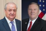 О телефонном разговоре Министра иностранных дел Узбекистана А.Камилова с Государственным секретарем США М.Помпео