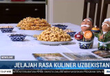 Узбек миллий таомлари Индонезия телевидениесида
