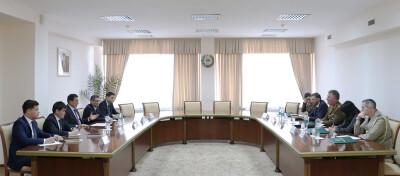 Strategik va mintaqalararo tadqiqotlar institutiga Britaniya delegatsiyasi tashrif buyurdi
