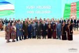 Воплощение дружбы узбекского и туркменского народов