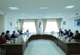 В ИСМИ состоялась встреча с заместителем министра экономического развития России