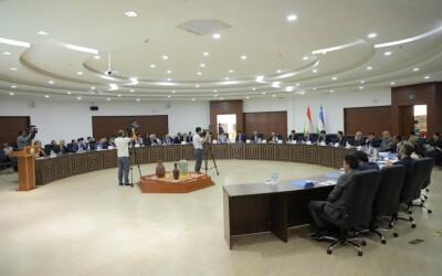 В Душанбе состоялась встреча экспертов Таджикистана и Узбекистана