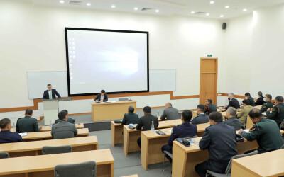 Санжар Валиев: Важным направлением военного сотрудничества Узбекистана стало выстраивание прямых двусторонних связей с центральноазиатскими странами