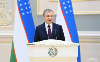Президент: Благодаря твердой воле, самоотверженному труду таких, как вы, наших соотечественников мы мужественно преодолеваем любые трудности