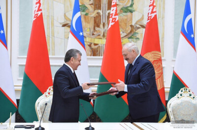 Белорусские СМИ об Узбекистане