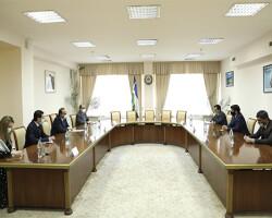 Директор ИСМИ и новый посол Пакистана  обсудили планы двустороннего сотрудничества